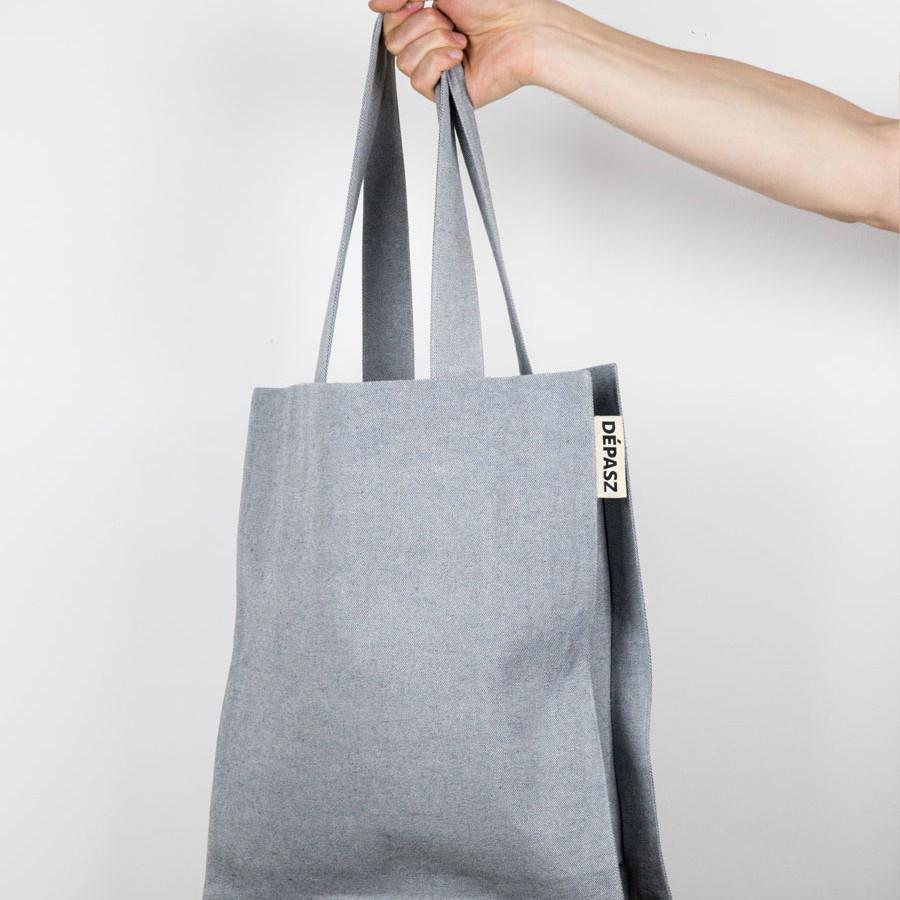 Recycled Pure Denim Shopper Bag, Recycled Pure Denim, Dépasz